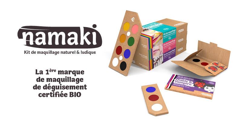 kit maquillage bio namaki test blog baby no soucy