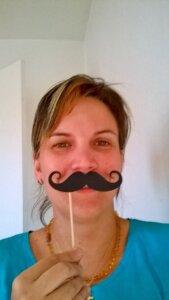 kit photobooth anniversaire melle l babynosoucy moustache
