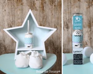test et avis lantern bbnove cadeau de naissance