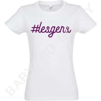 tee-shirt humoristique #lesgens blanc manches courtes baby no soucy
