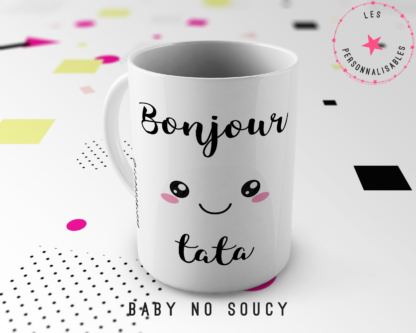 mug tata baby no soucy