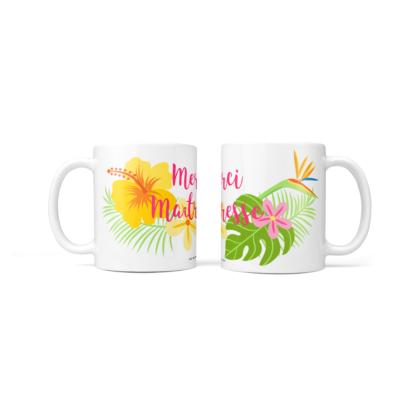 mug cadeau maitresse tropical baby no soucy
