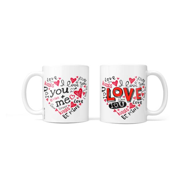 mug you and me cadeau amoureux baby no soucy