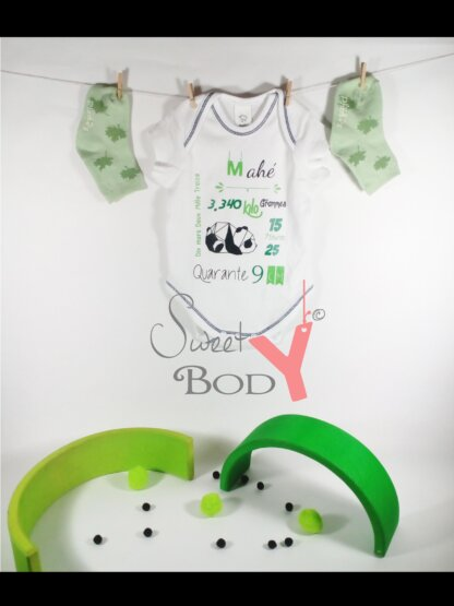 sweety body© panda baby no soucy