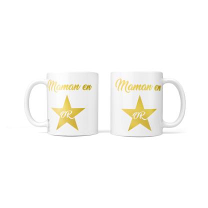 mug maman en or vue 2 baby no soucy