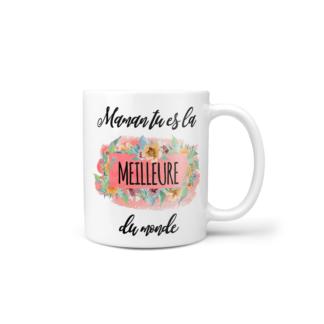 mug maman meilleure du monde