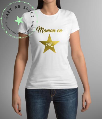 tee-shirt-maman-en-or-blanc-baby-no-soucy