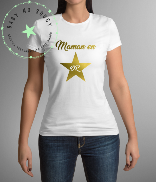 tee-shirt-maman-en-or-blanc-baby-no-soucy