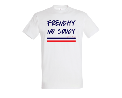 tee-shirt homme édition limitée frenchy no soucy by baby no soucy