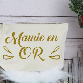 trousse mamie en or baby no soucy