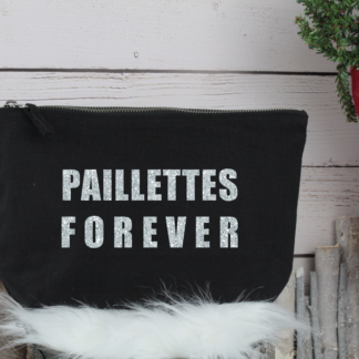 trousse paillettes forever baby no soucy
