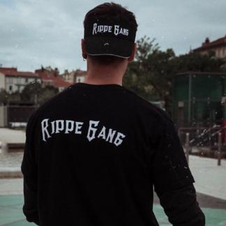 tee-shirt Rippe Gang dos