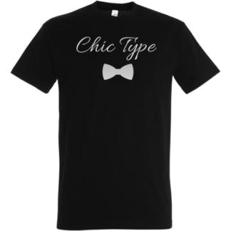 tee-shirt chic type