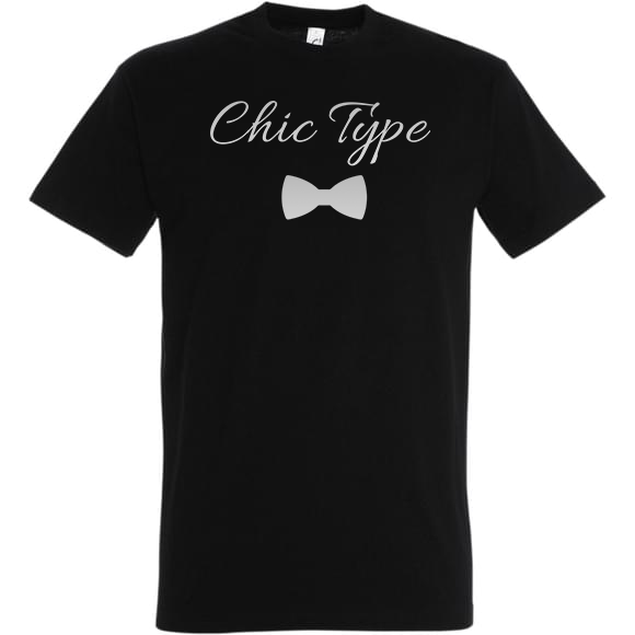 tee-shirt chic type