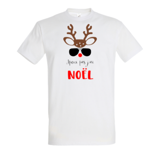 tee shirt jpeux pas jai Noël