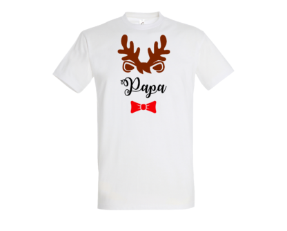 tee-shirt noel personnalisable homme